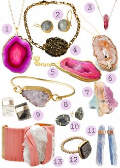 for inspiration .... 2012 GIFT GUIDE: JEWELRY