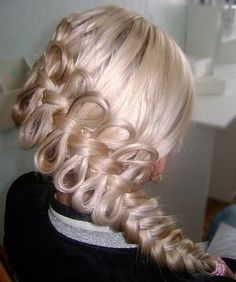 This bow in your hair would be awsome