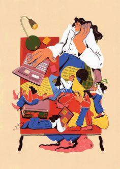 Cute Illustration, Digital Illustration, Postage Stamp Design, Sketch Inspiration, Illustrations And Posters, Art Sketchbook, Character Design, Drawings, Artwork