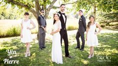 Photo Couple, Bridesmaid Dresses, Wedding Dresses, Recherche Google, Wedding Photos, Weddings, Studio, Inspiration, Image