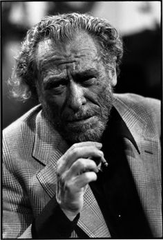 """I was waiting for something extraordinary to happen but as the years wasted on nothing ever did unless I caused it."" - Charles Bukowski"