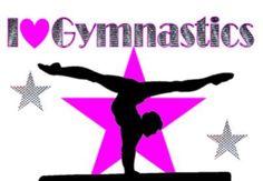 I love gymnastics!!!!