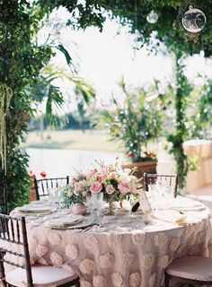 wedding centerpiece idea; photo: Judy Pak Photography