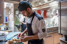 Our team at Borsari36 is working hard to create the delicious Italian cuisine we're known for! Come and visit us at Corso Porta Borsari, 36. http://www.borsari36.it   #LuxuryHotel #LuxuryTravel #Borsari36 #HauteCuisine #ristoranteborsari36 #food