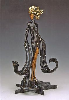 Erté Sculpture