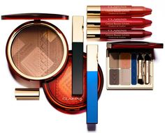 """New Clarins """"Colours of Brazil"""" Summer 2014 Makeup collection"""