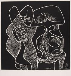 Le Corbusier - La mer est toujours présente, 1962