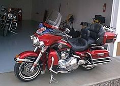 100 Years of Harley-Davidson - Gallery Picture of a 1999 Harley-Davidson FLHTCUI Ultra Classic Electra Glide