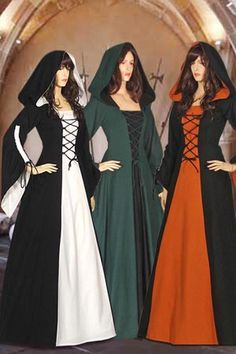 Medieval Maiden Dress No. 10 - 111.89USD - Medieval and Renaissance Clothing, Handmade by Your Dressmaker