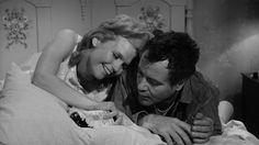 Lee Remick and Jack Lemmon in Days of Wine and Roses 1962 Martin Scorsese, Stanley Kubrick, Alfred Hitchcock, Jack Lemmon Movies, Lee Remick, Ted, Blake Edwards, Fritz Lang, Best Dramas