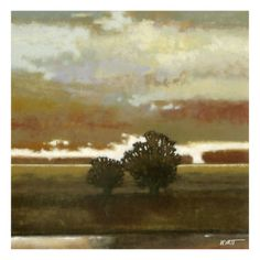 Painted Sky II Giclee Print by Norman Wyatt Jr. at Art.com