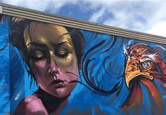 Steve Cross x Putospaint (putos paint). Melbourne, Australia .