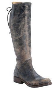 Bed|Stu Women's Black Lux Manchester Round Toe Fashion Riding Boot | Cavender's 285.00