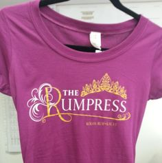 Rumpress T-Shirts available at the Company Store