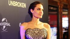 ANGELINA Jolie has revealed that she's considering quitting acting.