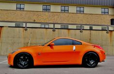 Sweet color...would love to see it with a different set of rims though