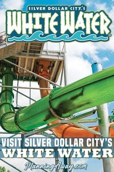 Are you planning a trip to Branson,Missouri and want to go to White Water – Silver Dollar City's water park? If so, you have come to the right place. We recently went to Silver Dollar City and its water park (white water). This will be the perfect guide to help you plan your day at Silver Dollar City, White Water! | Planning Away @planningaway1 #bransonvacation #whitewaterwaterpark #kidsvacation #summervaction #bestwaterparks #planningaway1 World Travel Guide, Top Travel Destinations, Best Places To Travel, Silver Dollar City, Branson Missouri, Best Travel Quotes, Travel Inspiration, Travel Ideas, Beach Trip