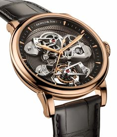 Arnold and Son TBTE Tourbillon | Time and Watches