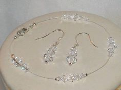 Handmade Silver Bridal /  Wedding / Crystal  by HelenCurtisTiaras, £15.00