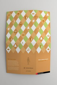 Centre Cívic Golferichs by Astrid Ortiz, via Behance