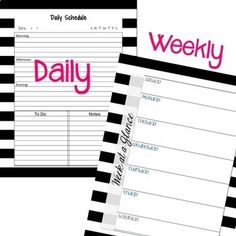 Counselor & Specialists Planner & Forms