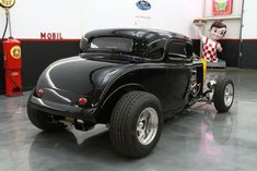 Hot Rod Drawing | 1932 Ford Coupe 5697 Miles V8 Automatic - Classic Ford Other 1932 for sale