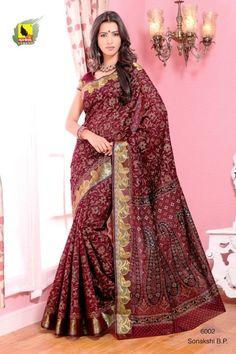 New Indian ethnic Bollywood Sari Designer Fancy Party Saree Wedding 6002 Indian Clothes Online, Indian Sarees Online, Bollywood Wedding, Saree Wedding, Indian Dresses, Indian Outfits, Fancy Party, Party Wear Sarees, Indian Ethnic