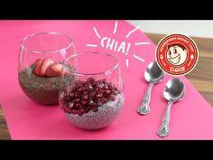 Pudín de Chía (Chia Pudding) - El Guzii - YouTube
