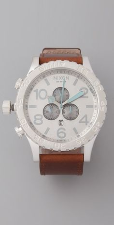 cool oversized watch