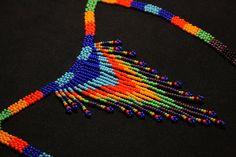 Starburst suroeste collar collar americano por BiuluArtisanBoutique