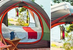 ✿ڿڰۣ(̆̃̃•Aussiegirl. luxury camping