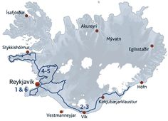 Iceland Tour (The Secret Life of Walter Mitty)