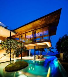 Modern exotic House design
