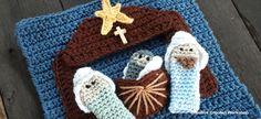 My Bible Stories Playbook Part Ten | Creative Crochet Workshop - http://www.creativecrochetworkshop.com/2017/11/bible-stories-playbook-part-ten/