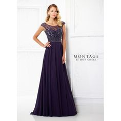 Montage by Mon Cheri Mother of the Bride Dress 118981