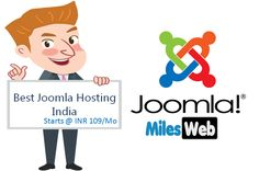 Build a powerful website of any shape & size using one-click Joomla hosting plans. FREE Domain, FREE Install & Transfer, 24/7 Joomla support & much more. For details visit: https://www . milesweb . com/joomla-hosting . php