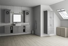 Blindleia - Strai kjøkken Garage Doors, Outdoor Decor, Home Decor, Decoration Home, Room Decor, Home Interior Design, Carriage Doors, Home Decoration, Interior Design