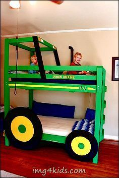 diy costumes for toddler boys | images of cool diy tractor bunk beds for your boys foto bedding on … | best stuff