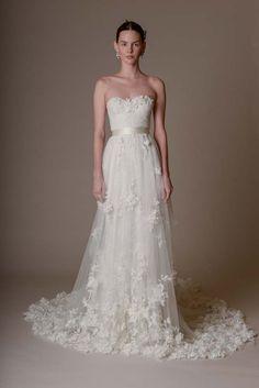 Marchesa | Wedding Dress | Vestido de Casamento | Vestido de Noiva |  http://cademeuchapeu.com