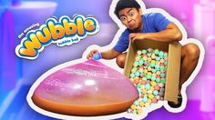 WUBBLE BUBBLE 100 BATH BOMBS EXPERIMENT! Guava Juice, Bath Bombs, Bubbles, Experiment, Videos, Youtube, Bath Bomb, Youtubers, Youtube Movies