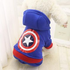 Cute Dog Hoodie Costume