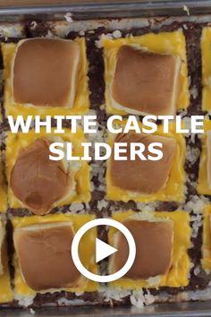 The BEST White Castle Sliders Copycat Recipe