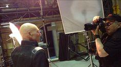 Primer Vistazo De Patrick Stewart En X-Men; Days Of The Future Past | DiosCaficho.Com