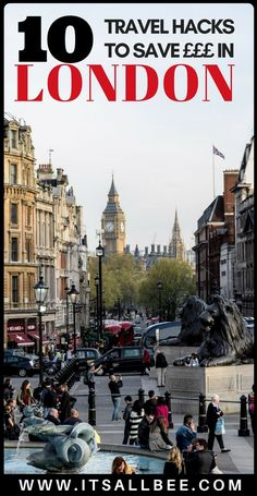 Avoid making these costly tourist mistakes in London with these tips. Visit the best places in London, from Buckingham Palace to the British Musuem. Get the low-down on money-saving tips when you visit London attractions. Tips on the best hotels and hostels in London without paying through the roof. #london #travel #londonfashiontips #travelblogger #savingmoney #savings #hacks #hacking #bigben #beautifuldestinations