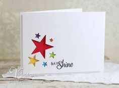 Let it Shine by Laurie Beth - Cards and Paper Crafts at Splitcoaststampers