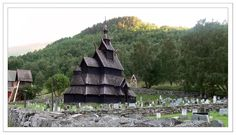 Church at Stavkirke (Norway)