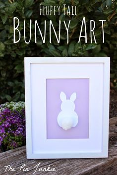 Easter Bunny Art