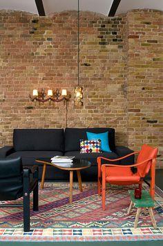 BOz – Boris Zbikowski – Apartment, Berlin, Kreuzberg, Interieur Design
