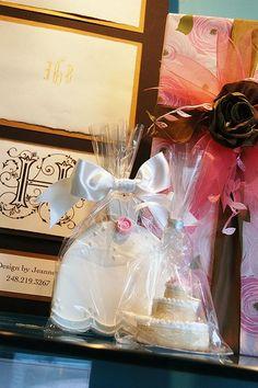 Wedding Shower Ideas and Favors. Visit www.stylinbride.com