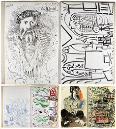Gli appunti degli artisti - DidatticarteBlog - Pablo Picasso (1881-1973)
